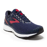 Men's Ghost 11 Navy/Red/White