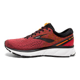 Men's Ghost 11 Red/Black/Orange