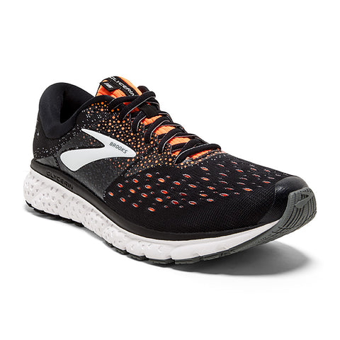 Men's Glycerin 16 Black/Orange/Grey