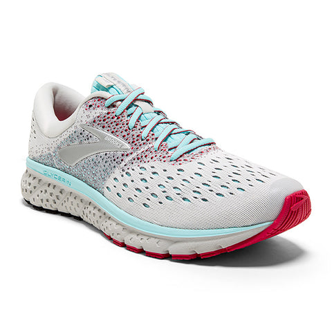 Women's Glycerin 16 White/Blue/Pink