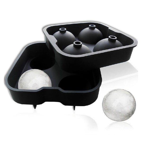 Round Ice Cube Tray Maker