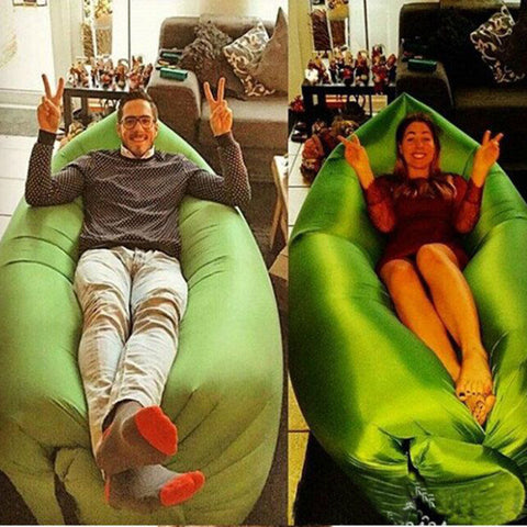 Inflatable Portable Sofa Hammock