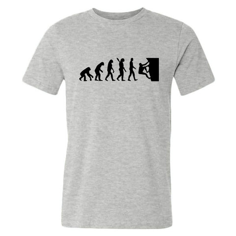 Cool Evolution Climber Cotton T-Shirt
