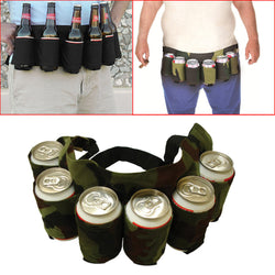 New Design 6-Pack Beer Belt