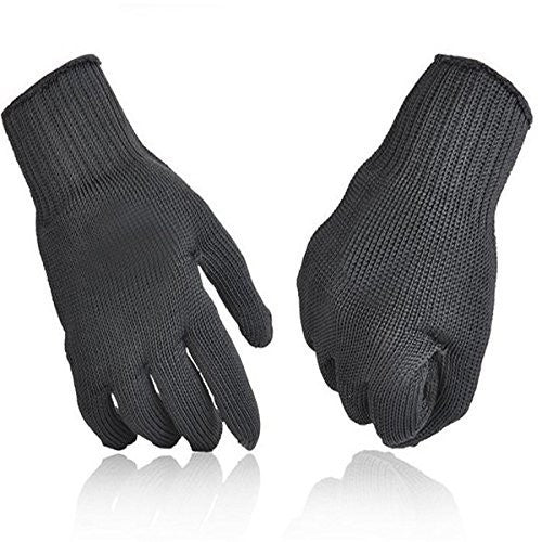 100% Kevlar Cut-Resistant Safety Gloves