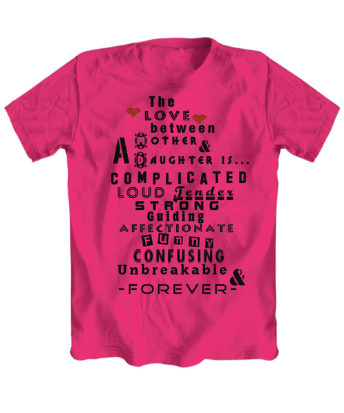 Mother-Daughter Love Tee