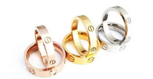 Screw Driver Inspired Love Rings