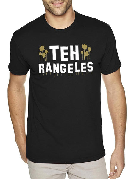 Tehrangeles Hollywood Black Mens T-Shirt