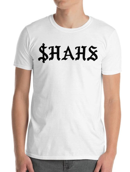 $hahs Short-Sleeve Mens T-Shirt