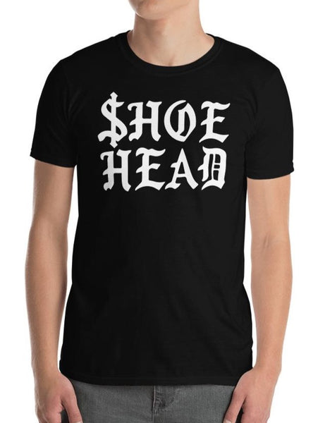 $hoe Head Mens T-Shirt