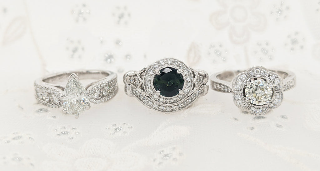 Engagement Rings: Traditional and Non-Traditional