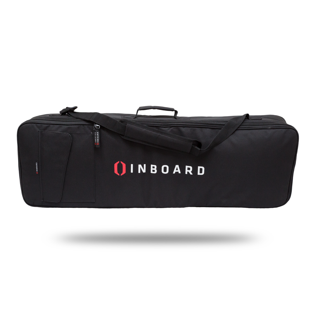 Included soft carry bag for the Inboard M1™