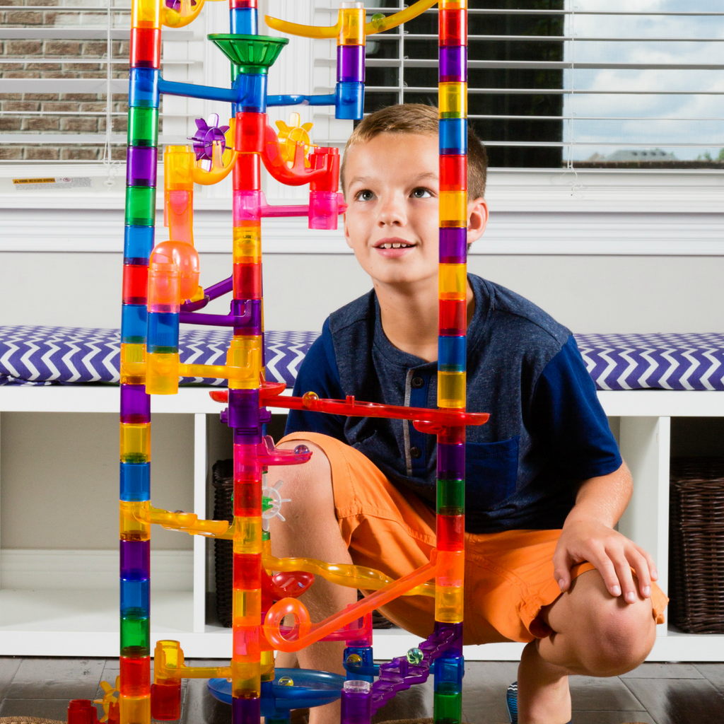 Is Your Marble Run Fun?