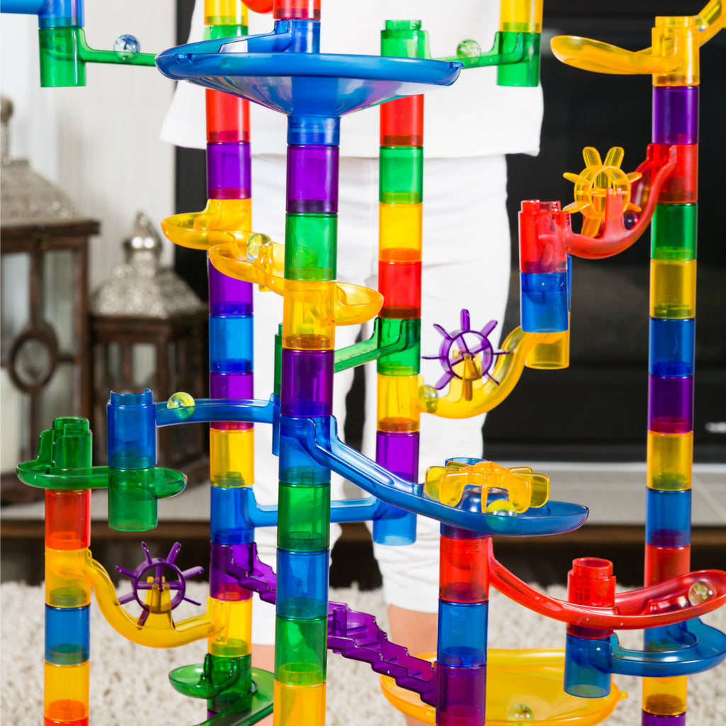 Finding the Best Marble Run