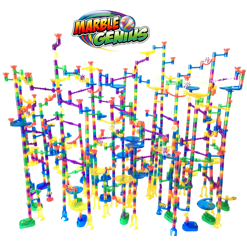 Marble Run Exhibit Coming to a Museum Near You?