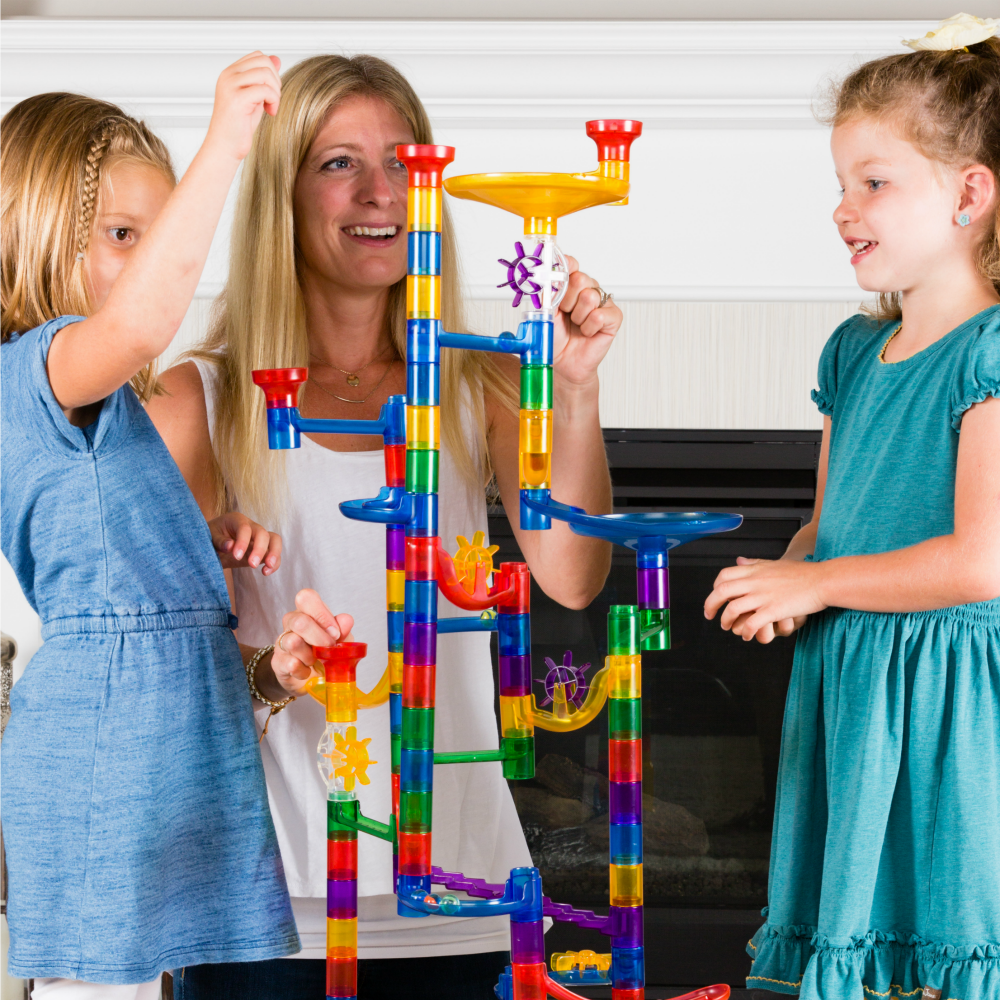 New Marble Run E-Book Instruction Manual