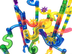 Marble Run Up-Close