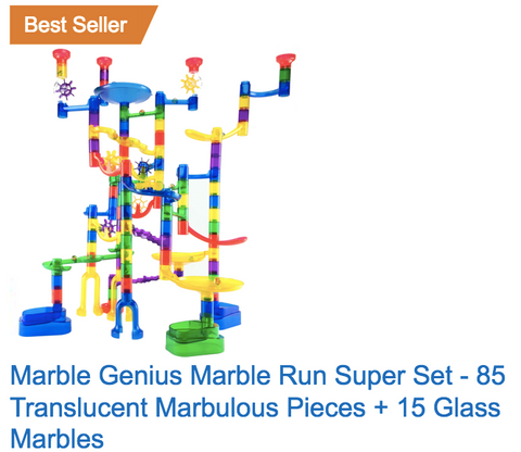 Best Selling Marble Run