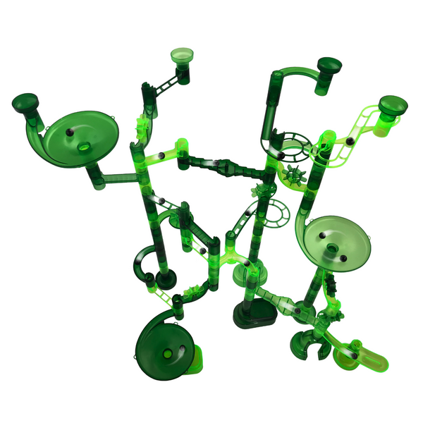Marble Jungle Marble Run