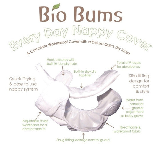 Bio Bums Trial Pack