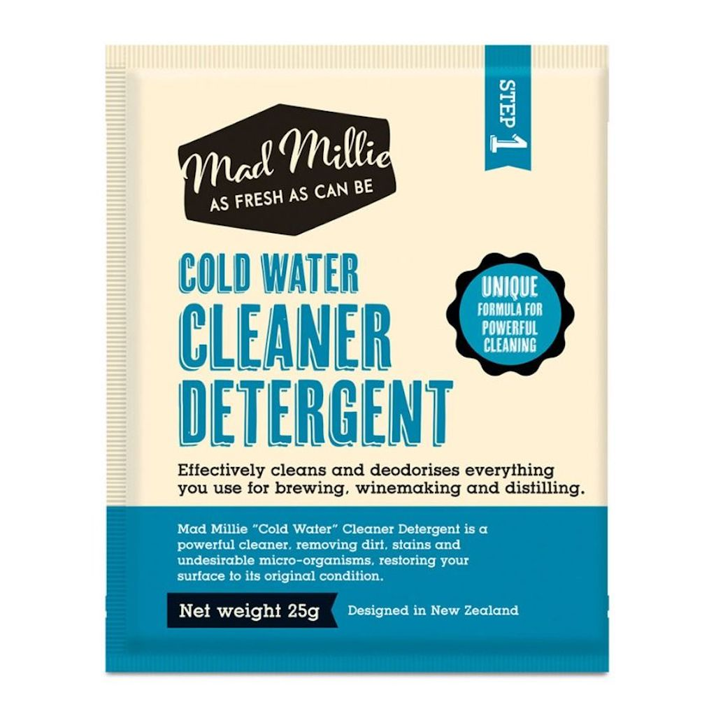 Mad Millie Cold Water Cleaner Detergent 25 g Teros