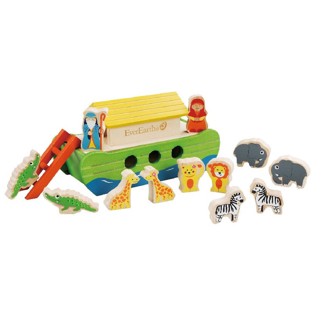 EverEarth Educational Noah's Ark Teros