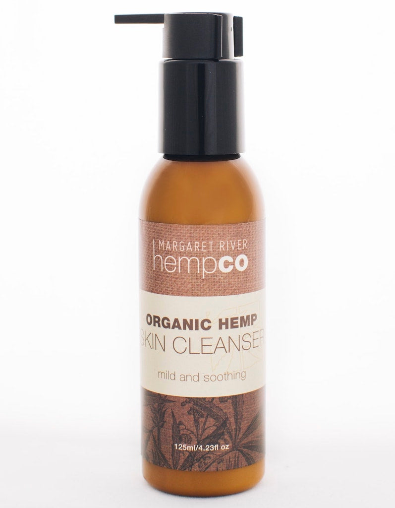 Margaret River Hemp Co Cleansing Lotion 125 ml Teros