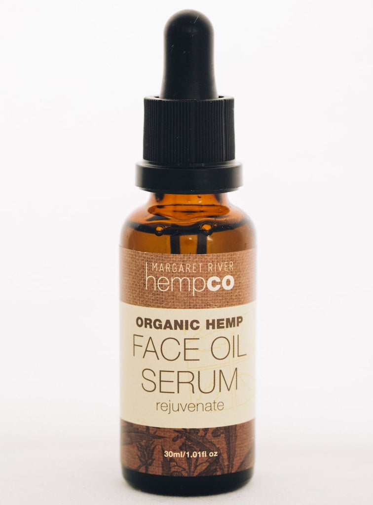 Margaret River Hemp Co Face Serum 30 ml Teros