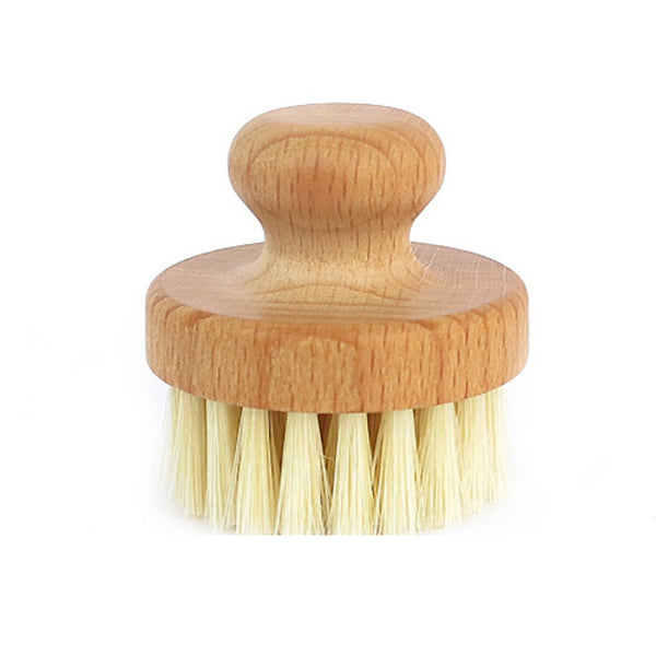 Redecker Face Brush Round