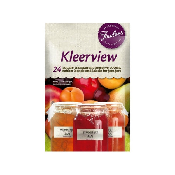 Fowlers Kleerview Covers (24 per Pack)