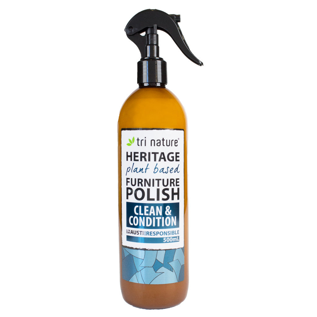 Tri Nature Heritage Furniture Polish 500 ml