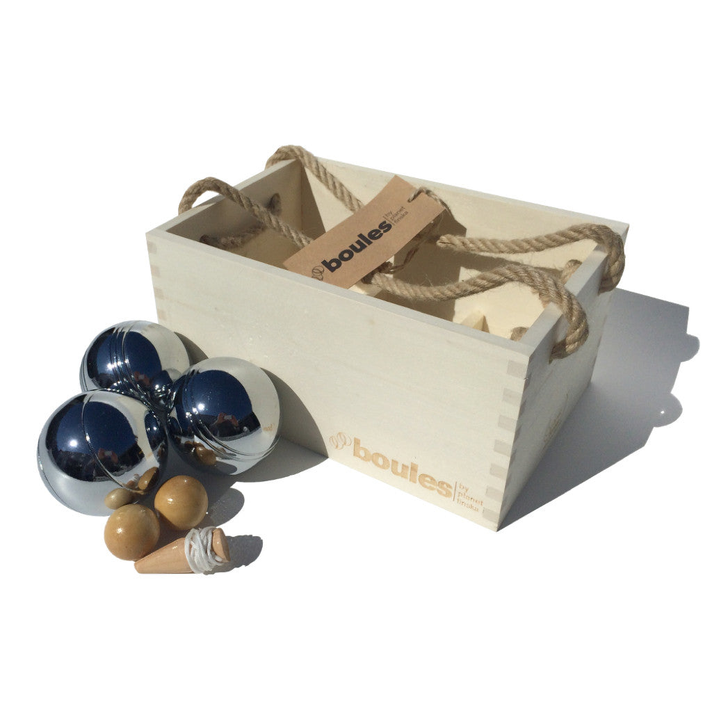 Planet Finska Premium Boules in Carry Crate