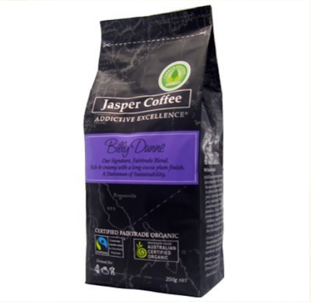 Jasper Ground Coffee 250 g Teros