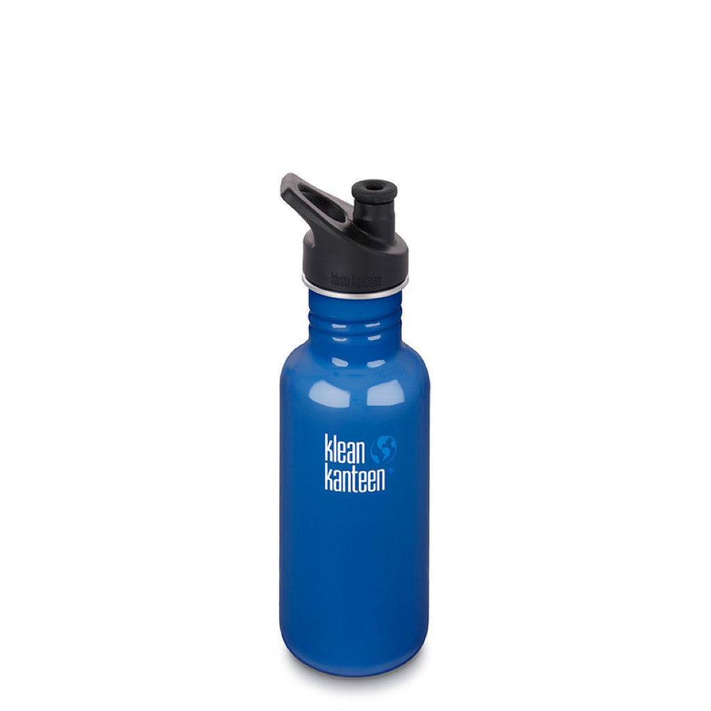 Klean Kanteen Water Bottle Classic 532 ml (18 oz)
