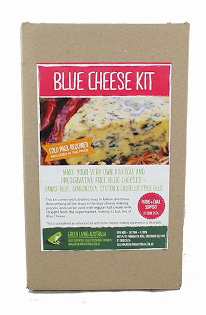 Green Living Australia Blue Cheese Kit