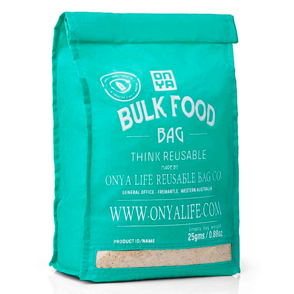 Onya Bulk Food Bag Large (22 cm x 40 cm)