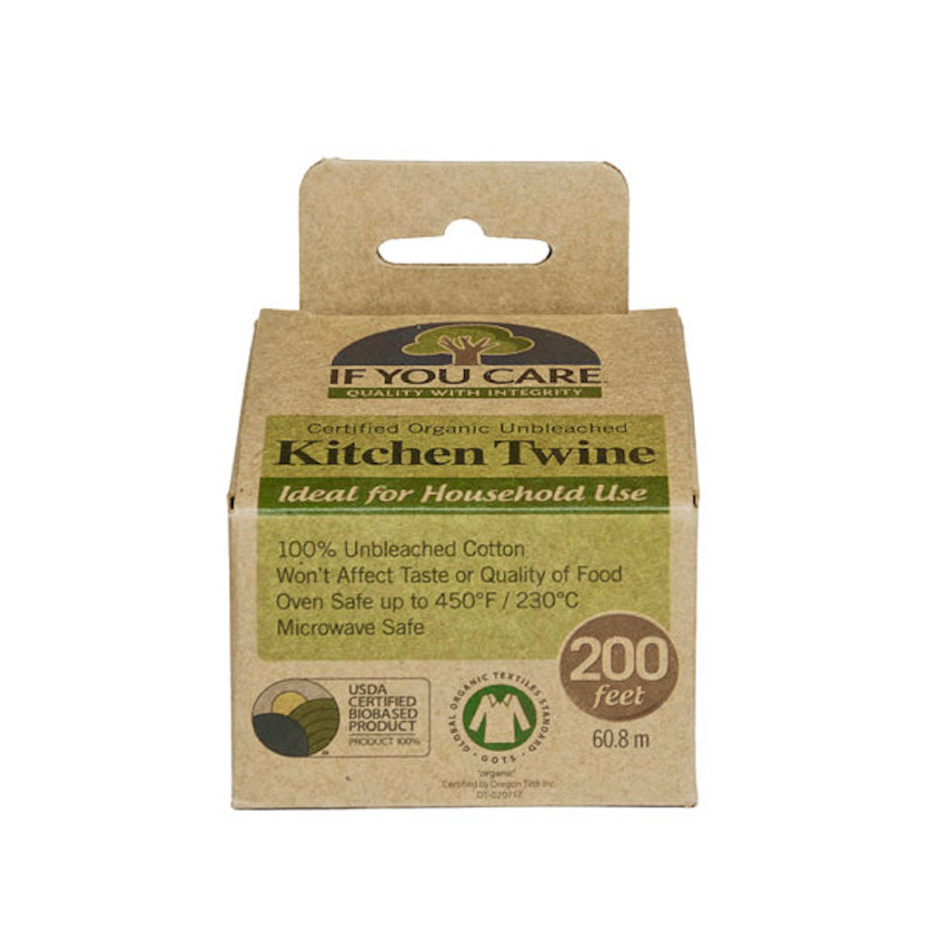 If You Care Kitchen Twine Organic Cotton 60.8 m Teros