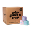 Who Gives a Crap Toilet Paper Recycled (Box of 48)
