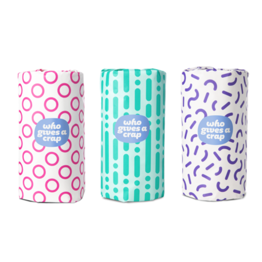 WGAC Paper Towel Roll