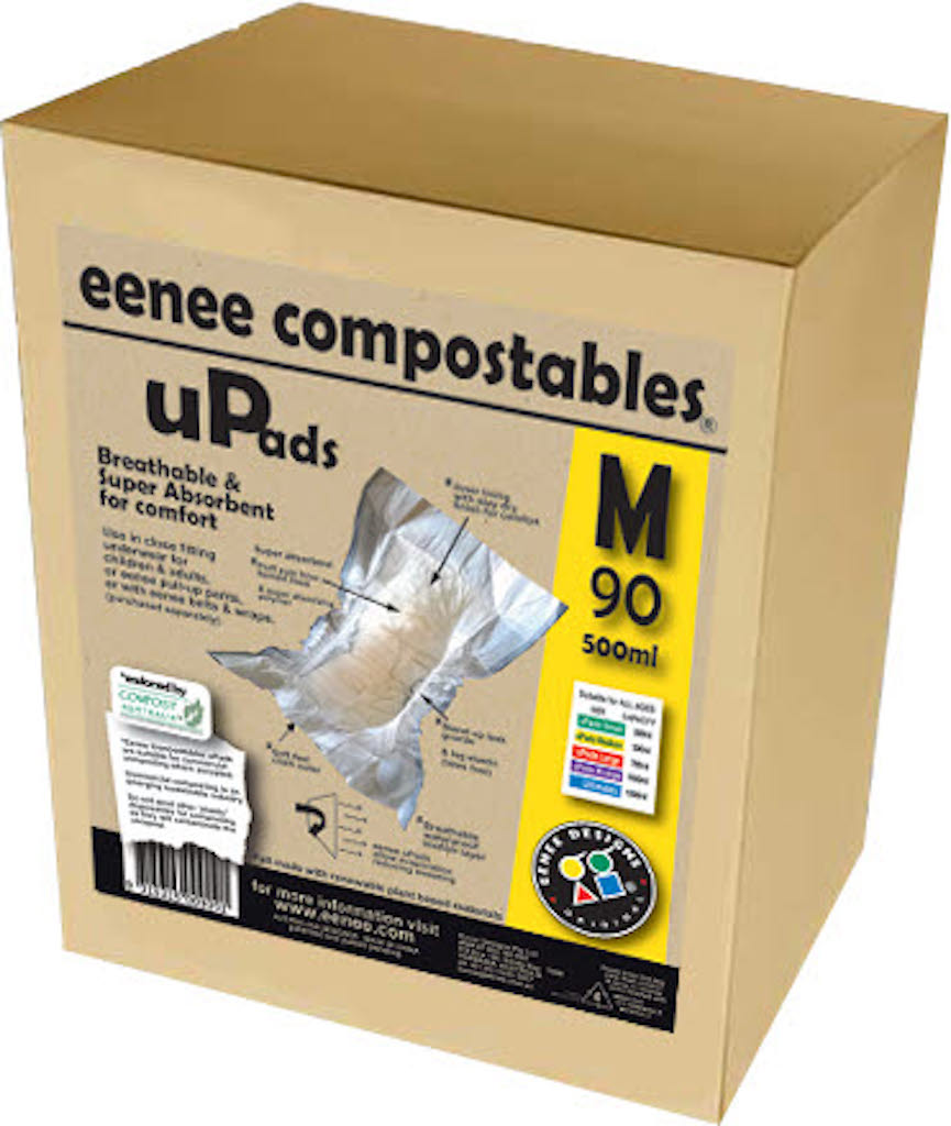 Eenee uPads Carton Medium Teros