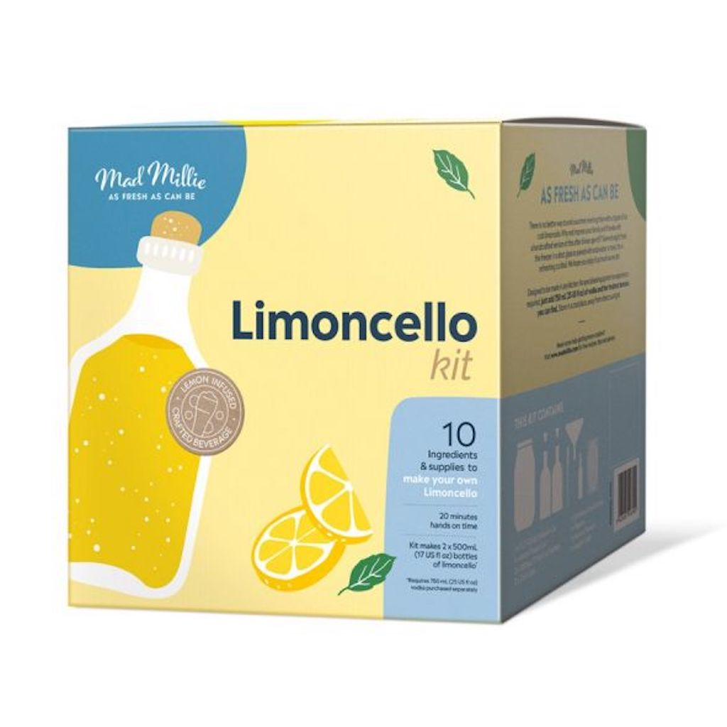 Mad Millie Limoncello Kit Teros
