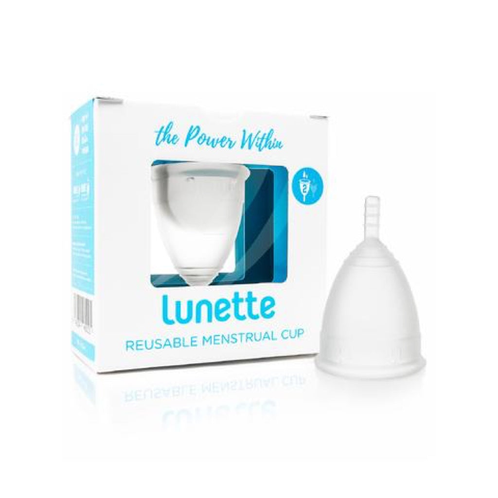 Lunette Menstrual Cups Model 2