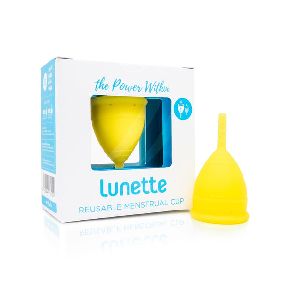 Lunette Menstrual Cups Model 1