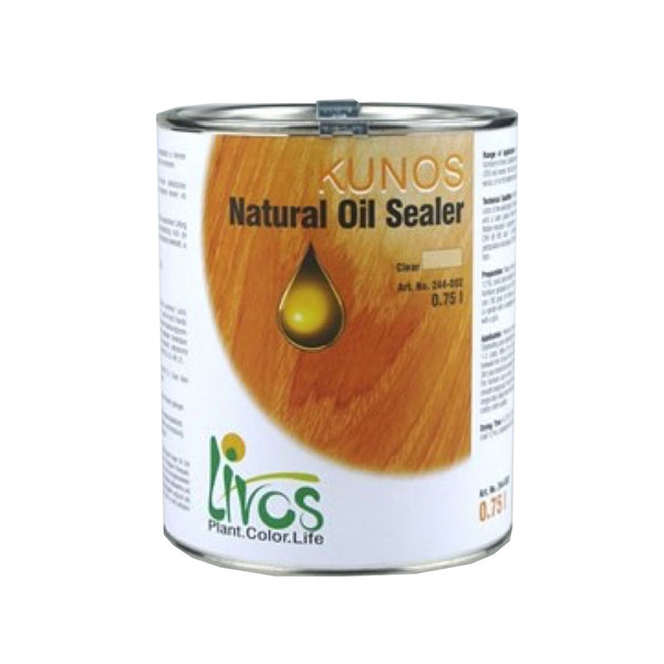 Livos Kunos Natural Oil Sealer (244)