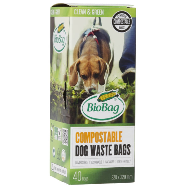 BioBag Dog Waste Bags (40 Pack)