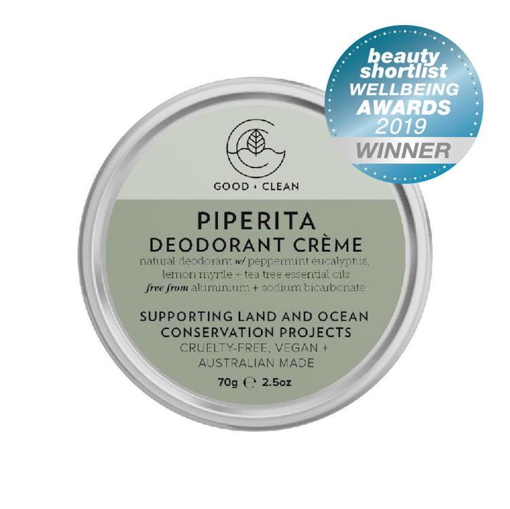 Good + Clean Deodorant Creme 70 g Teros