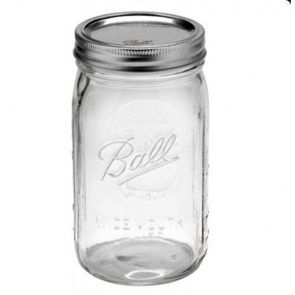 Ball Mason Preserving Jar - Regular Mouth