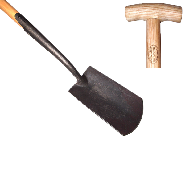 DeWit English Spade (Handle 750 mm) (20510)