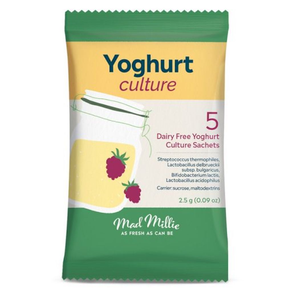 Mad Millie Yoghurt Culture (5 Pack)