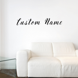 Cream and Dark Gray Christmas Hand Drawn Wall Decals